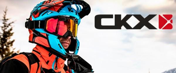 Canadian CKX Helmets