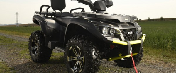 BLADE 1000i LT EVO 4x4 EPS - the top of the TGB offer