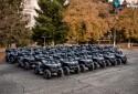 Access 650 LT in the service of Jandarmeria Română