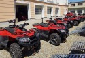 Access MAX 800i ATVs for Polish firefighters