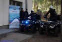 River Police in Wroclaw receives new TGB ATVs