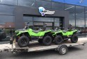 ALTERRA TRV 700i XT EPS has a new owner