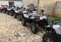 Linhai 500 4x4 AR for ATV rental company in Poreč