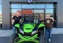 Wildcat XX and happy new customer