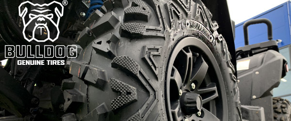 New ATV / UTV tire brand Bulldog