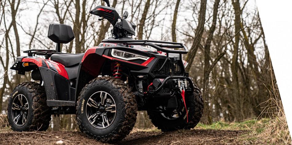 Linhai Utility ATV