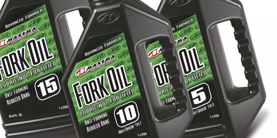 Fork and Suspension Oils