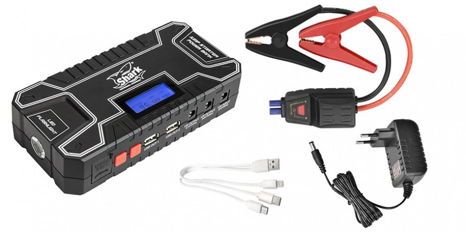 SHARK Jump Starter / Battery Booster EPS-400
