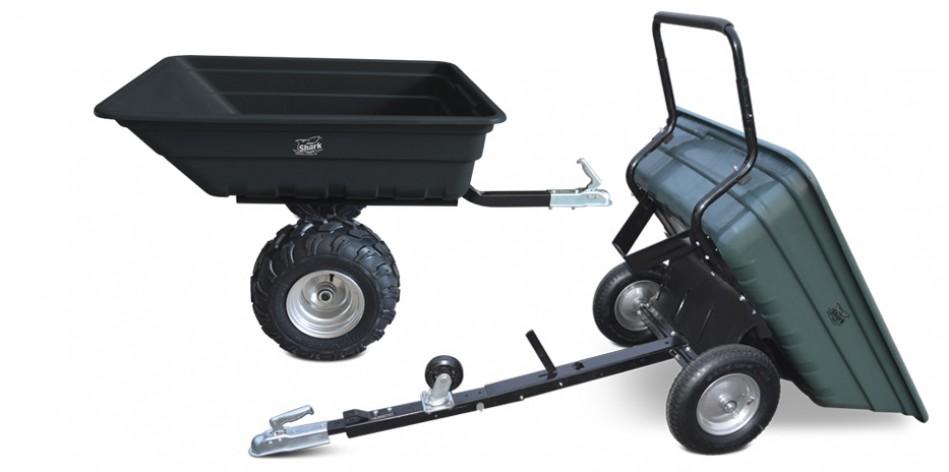 Compact hobby ATV carts - GARDEN Series