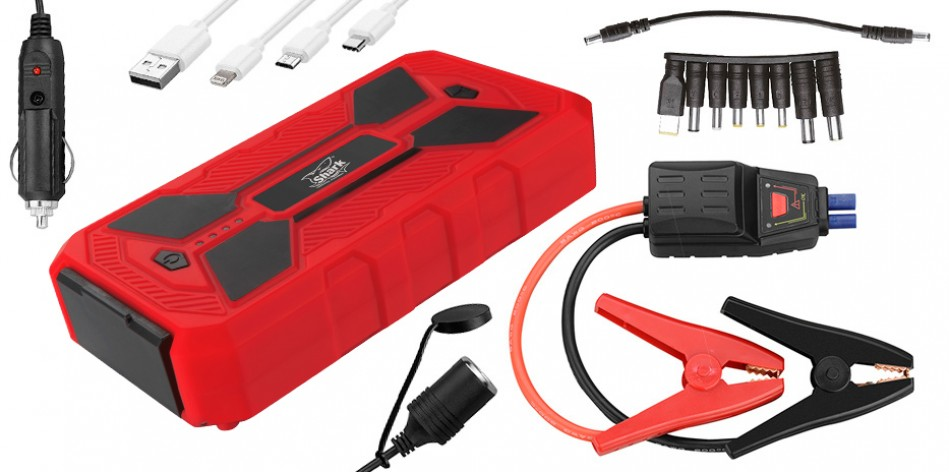 Jump Starter - Battery Booster Pack EPS-204