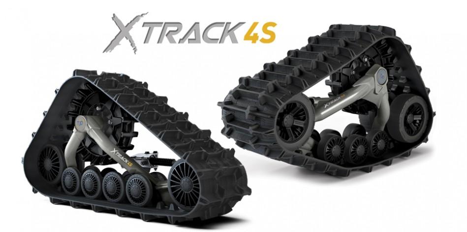 TJD XTRACK 4S UTV Tracks