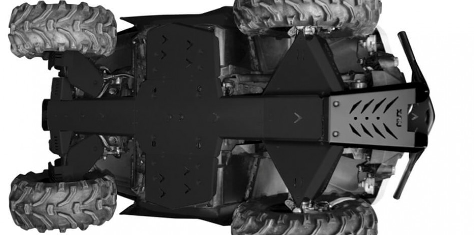 ATV and Side-by-Side Skid Plates